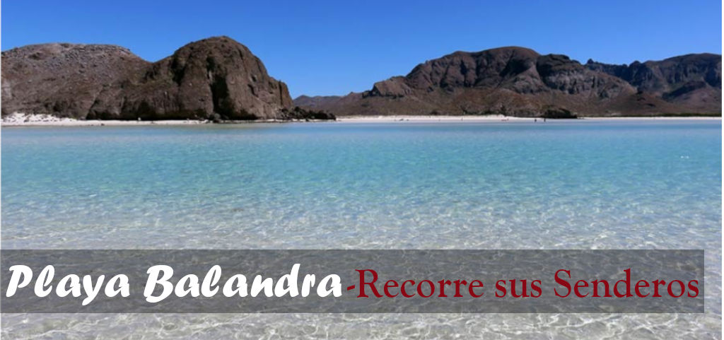 Playa Balandra, playa balandra méxico
