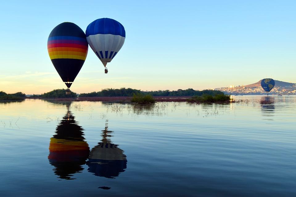 Festival globo, festival globo méxico, globos, globos aerostáticos, globos león