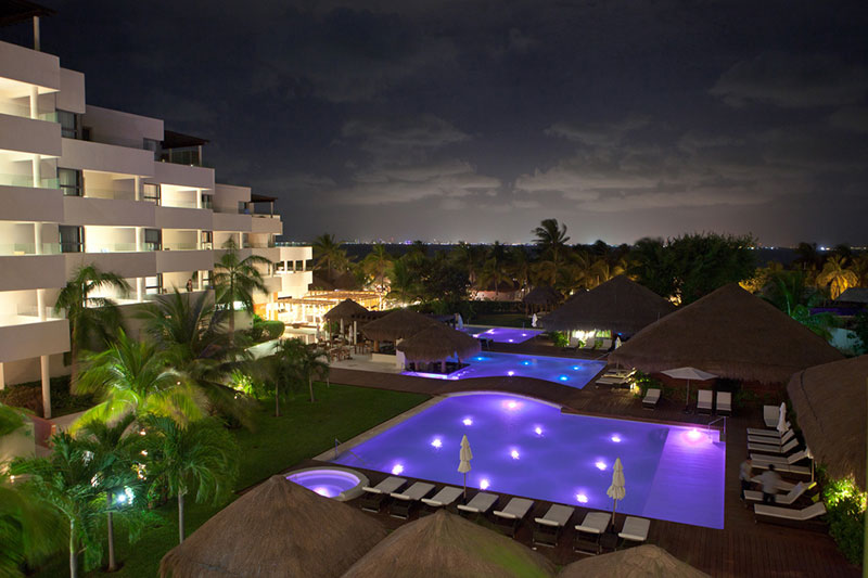 Privilege Aluxes Playa Norte, Hotel Privilege Aluxes, Privilege Aluxes playa, Privilege Aluxes México