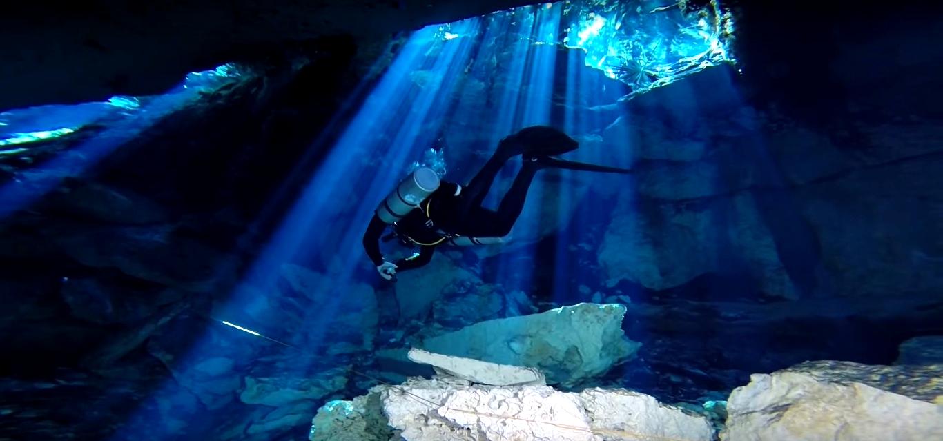 Cenote Chac Mool, cenotes playa del carmen, cenote cancun